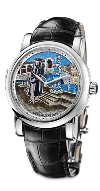 Photo of The Ulysse Nardin Carnival of Venice Minute Repeater
