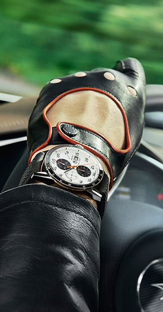 Photo of TAG HEUER'S LAUNCHES ITS NEW MCLAREN CHRONO AT GOODWOOD